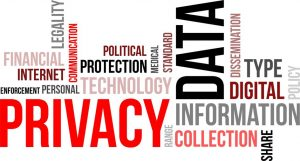19867036 - a word cloud of data privacy related items